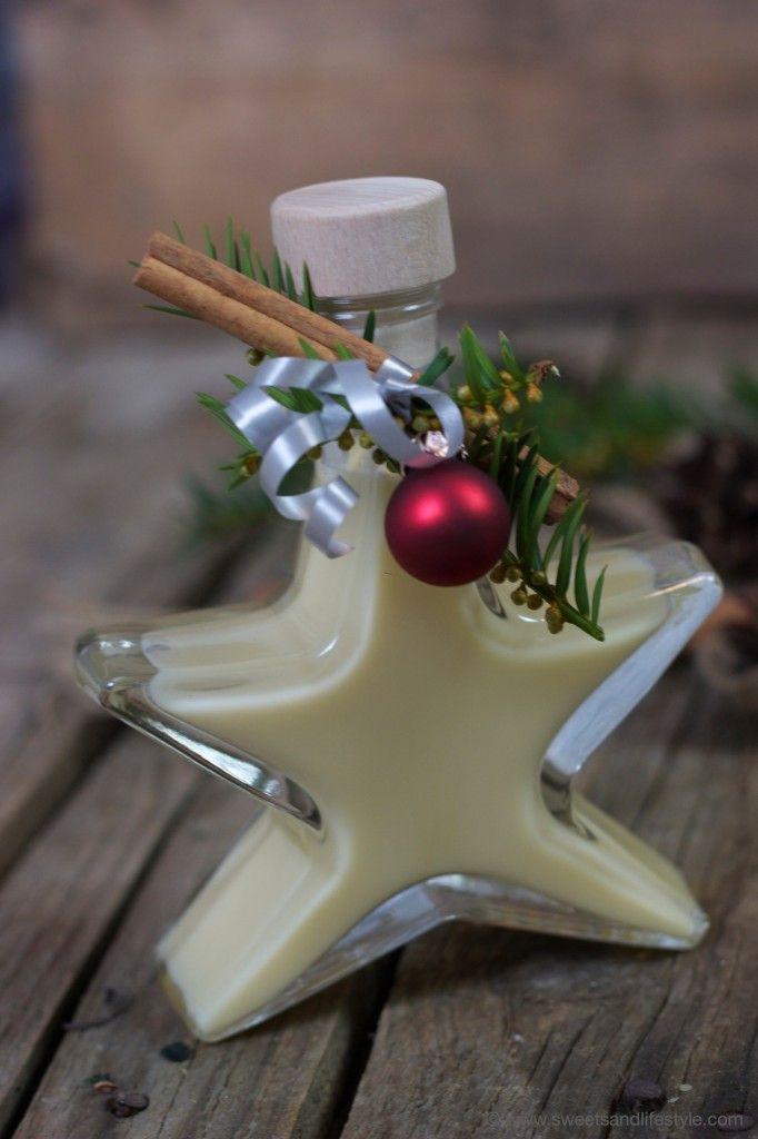 Weihnachtlicher Eierlikör Lifestyle - geschenke für die küche