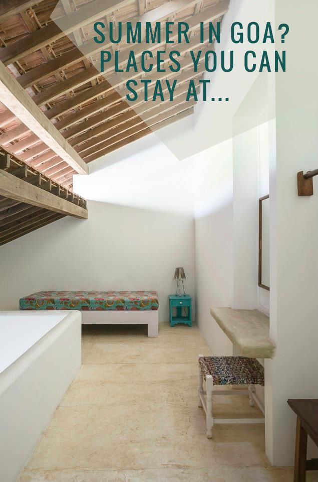 goa airbnb properties to stay at