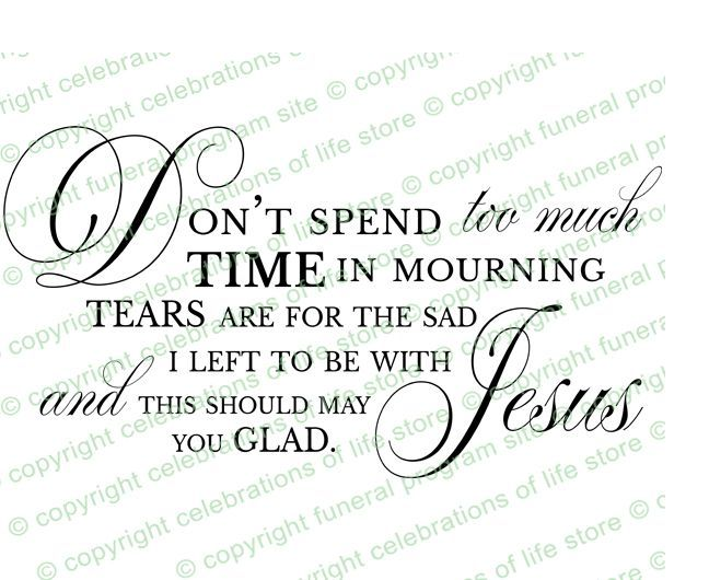 bible verses wedding remembrance - Google Search Sayings - funeral words for cards