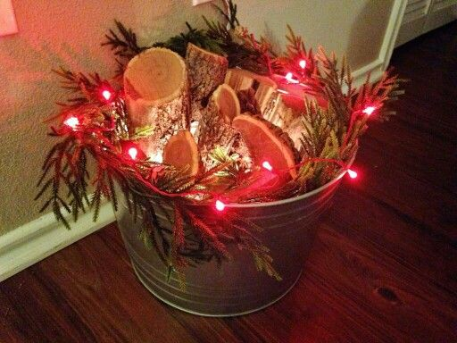 North Country Holiday Vignette