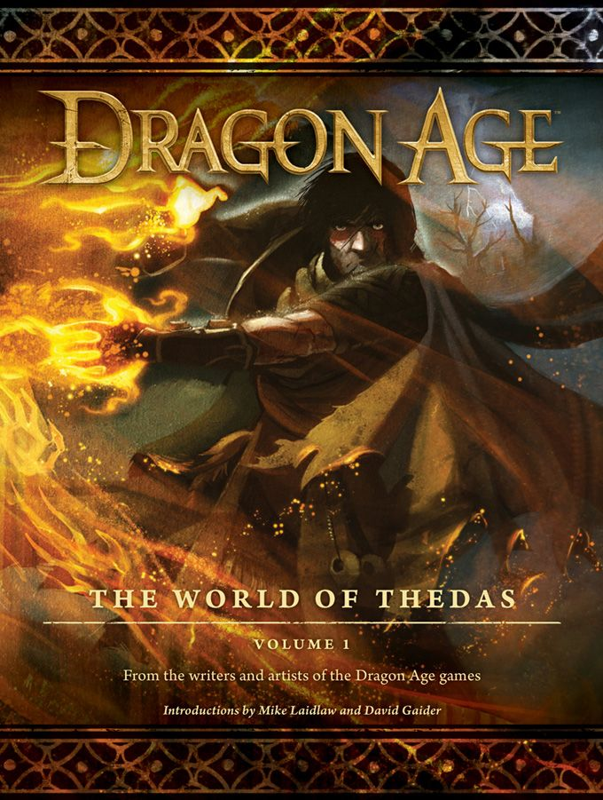 Dragon Age The World Of Thedas Vol 1 Concept Art World Dragon Age Dragon Age Games Concept Art World