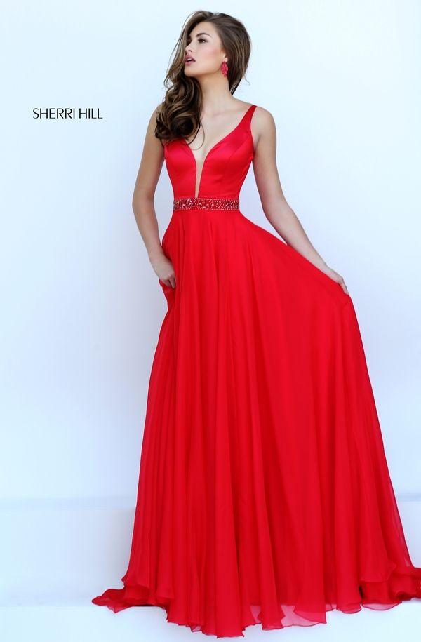 Formal wear · Sherri Hill 50264