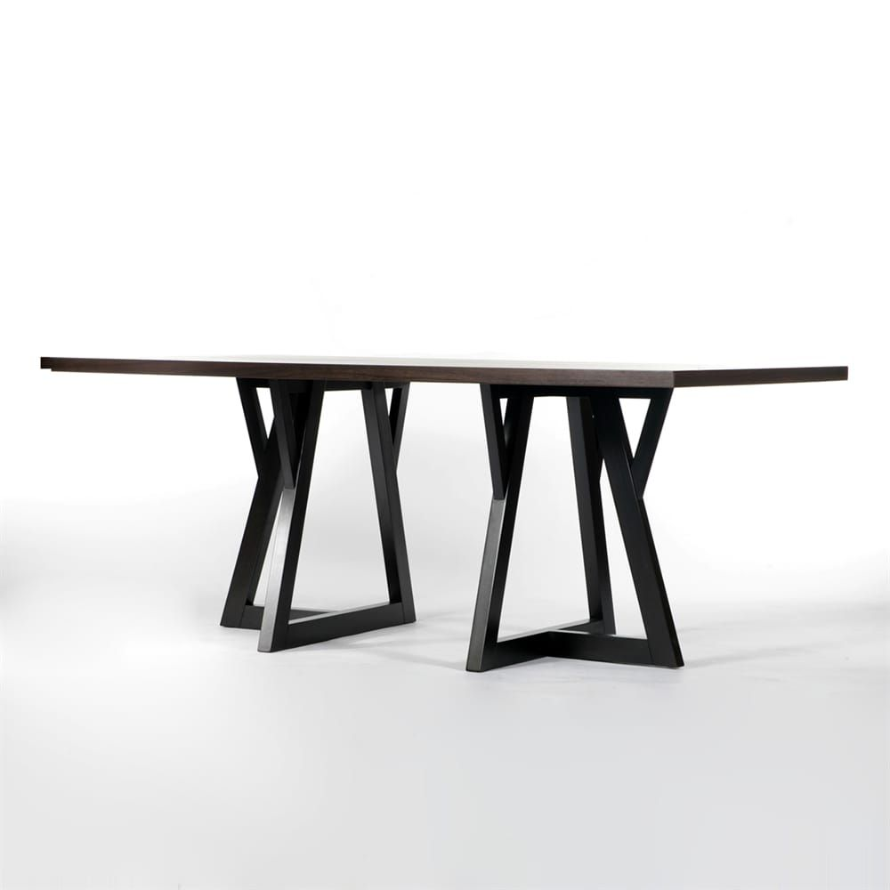 Shop Indo Puri Tb 09 Forest Rectangle Dining Table At The Mine  # Muebles Janine Bogota