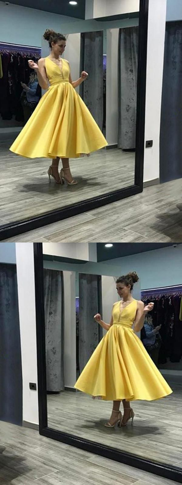 Cheap delightful yellow prom dresses prom dresses cheap prom