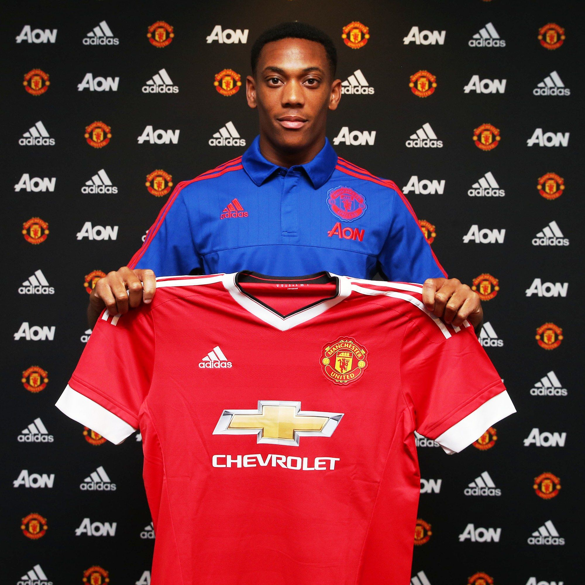 Manchester United Sign Anthony Martial From Monaco Manchester United Transfer Anthony Martial Manchester United
