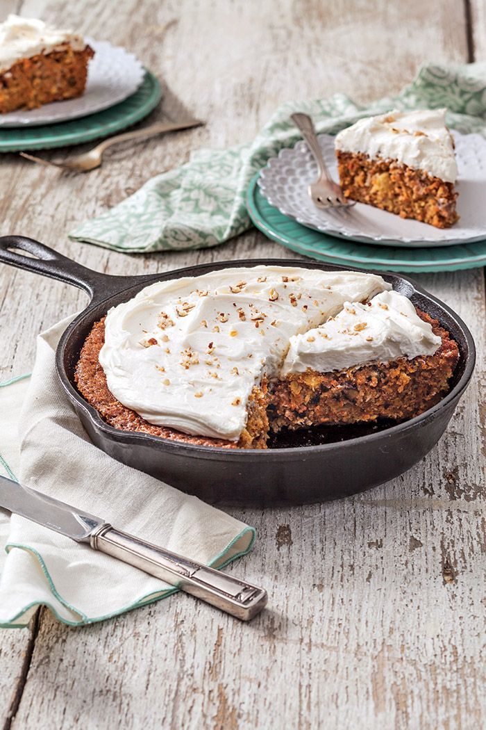 Cast iron pan cake recipes
