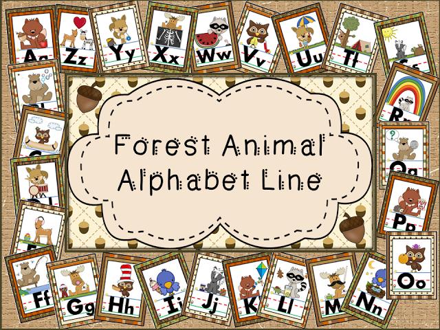 little warriors preschool alphabet lines galore for your classroom decor 200
