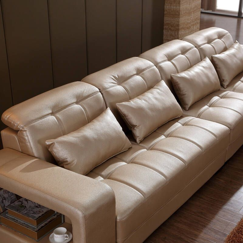 Leather Sofas Add A Sense Of Sophistication Page 42 Of 54