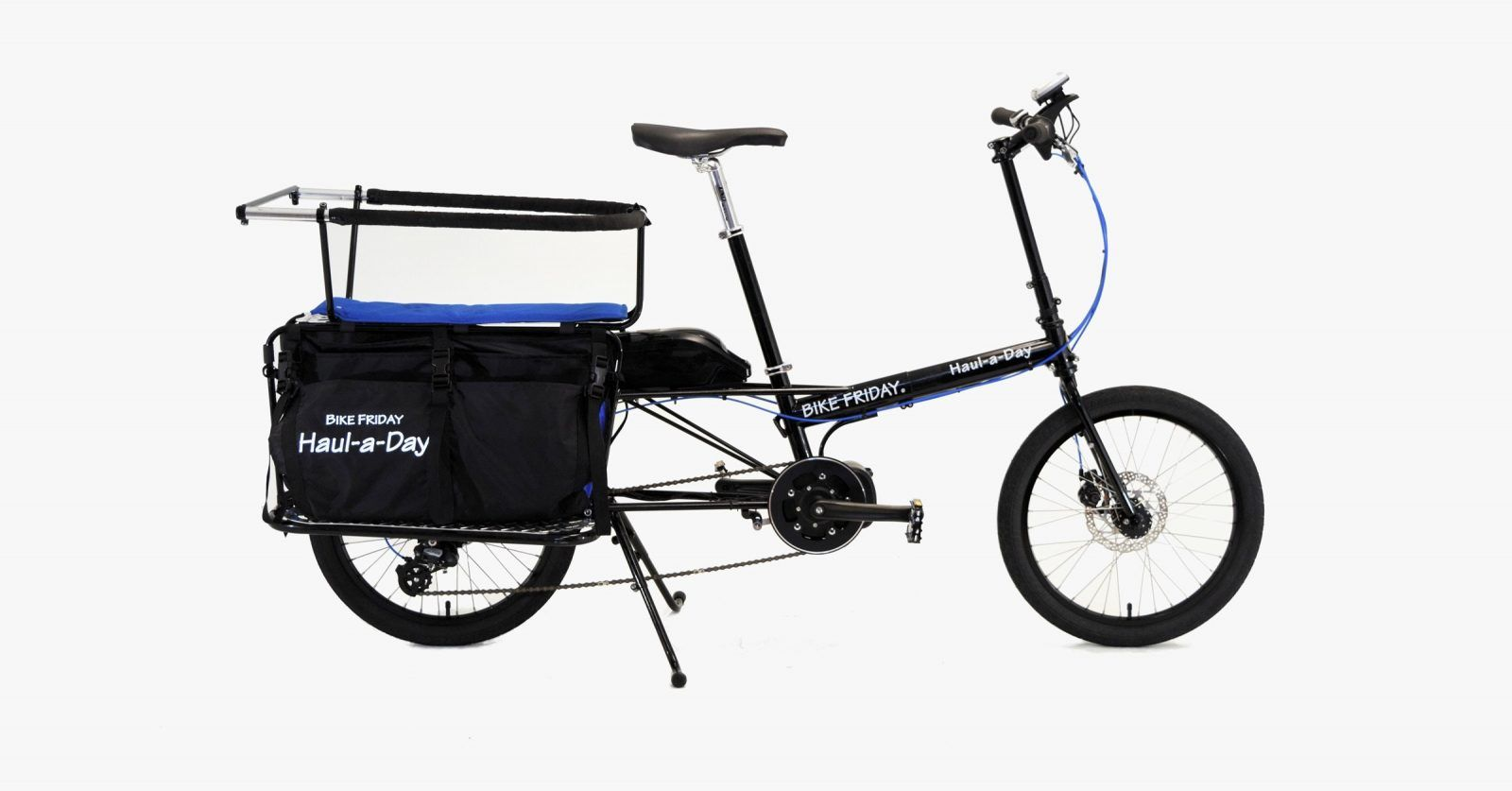 Bike Friday Haul A Day Review A Lightweight Affordable Ride En 2020