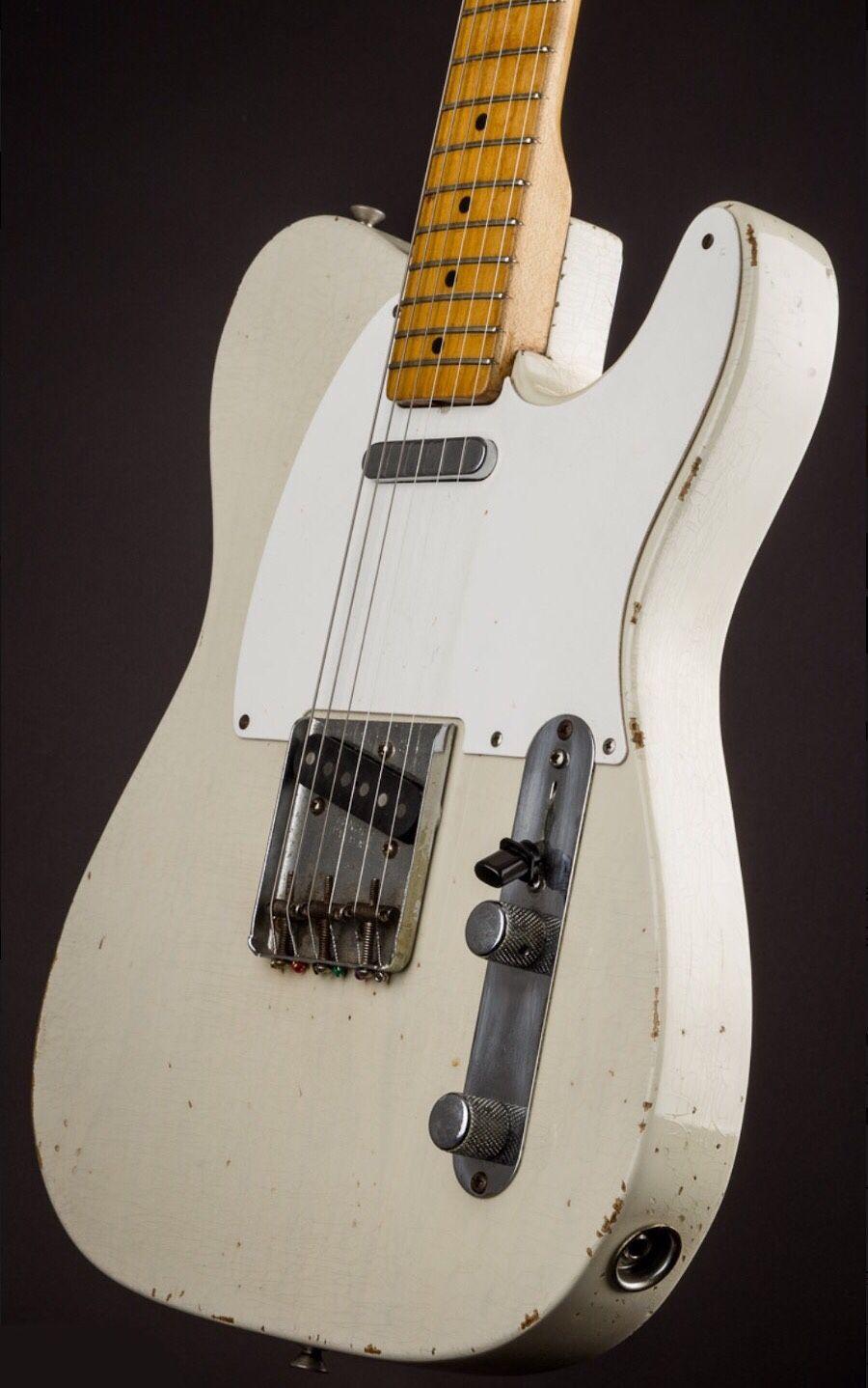 1959) Fender Telecaster with top loader bridge   Telecasters