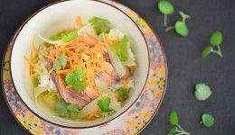 Curry thaie de canard - Le Vitaliseur - Duck thaie curry - Vanessa Romano photographe et styliste culinaire