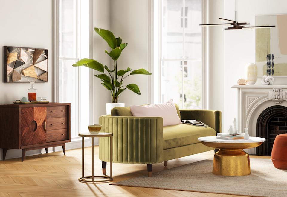 Wayfair Unveils West Elm Inspired Collection In 2020 West Elm