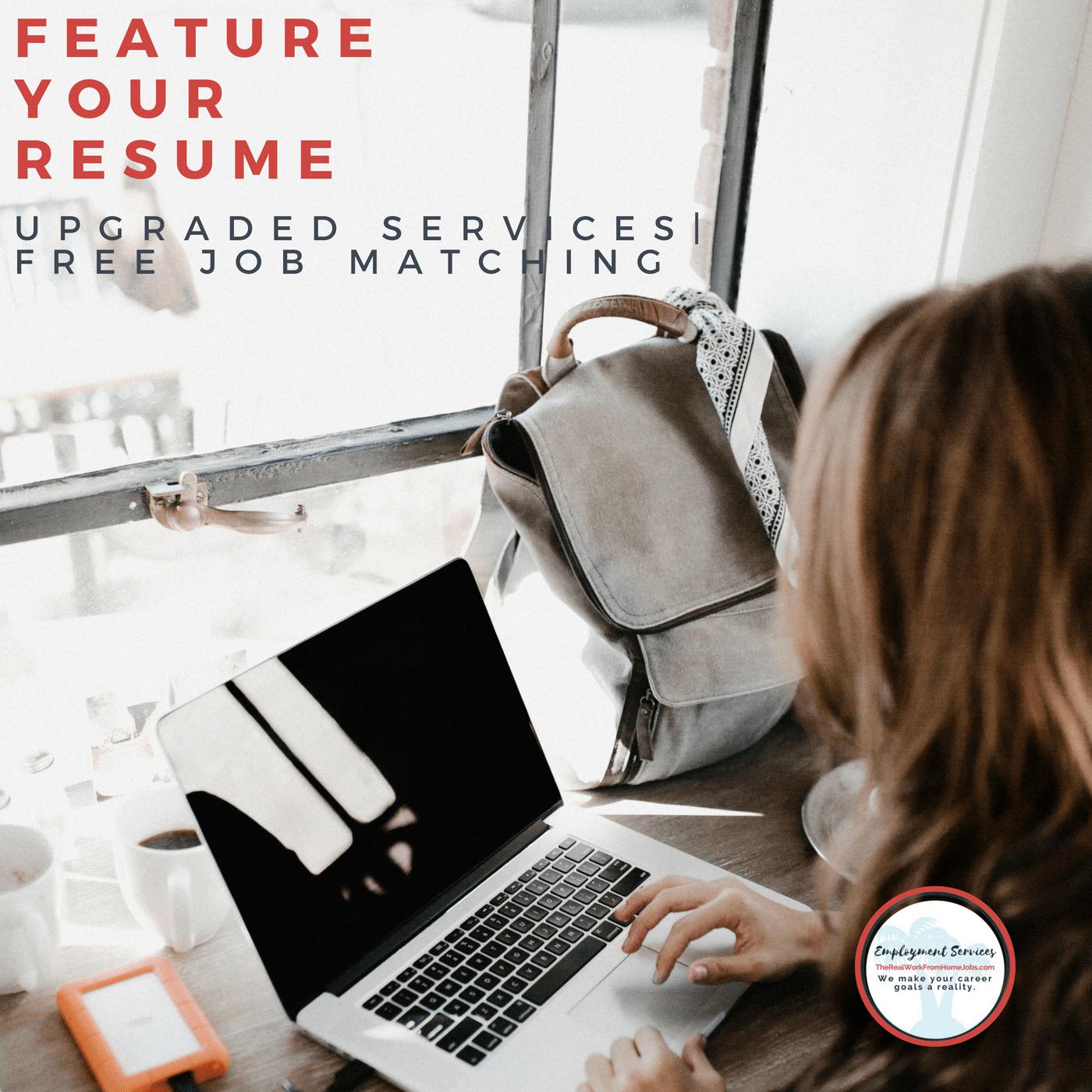 Featured Resume Resume, Easy online jobs, Transcription