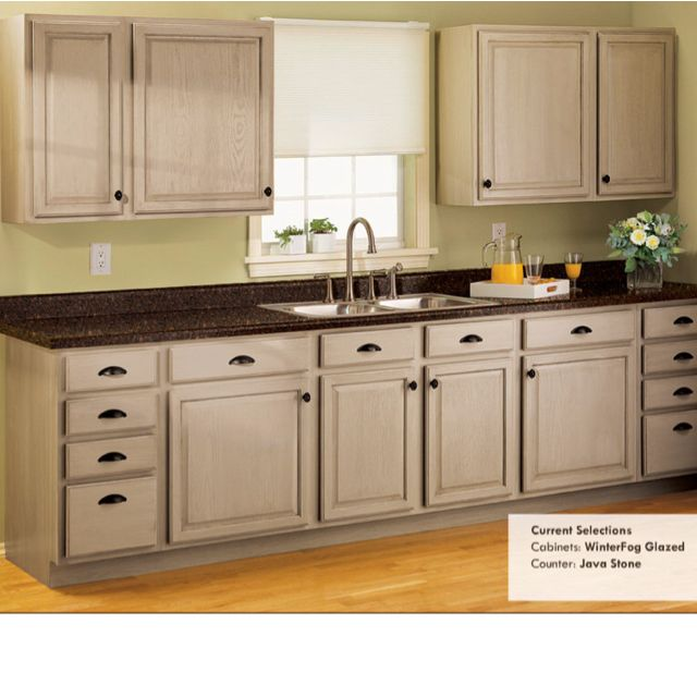 Diva s rust oleum cabinet transformation stone - Putty colored kitchen cabinets ...