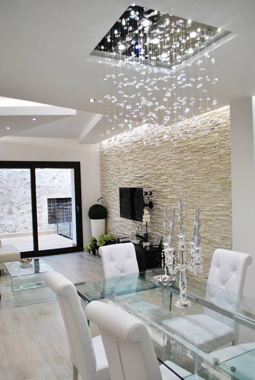 Soggiorno idee immagini e decorazione house for Sala design moderno
