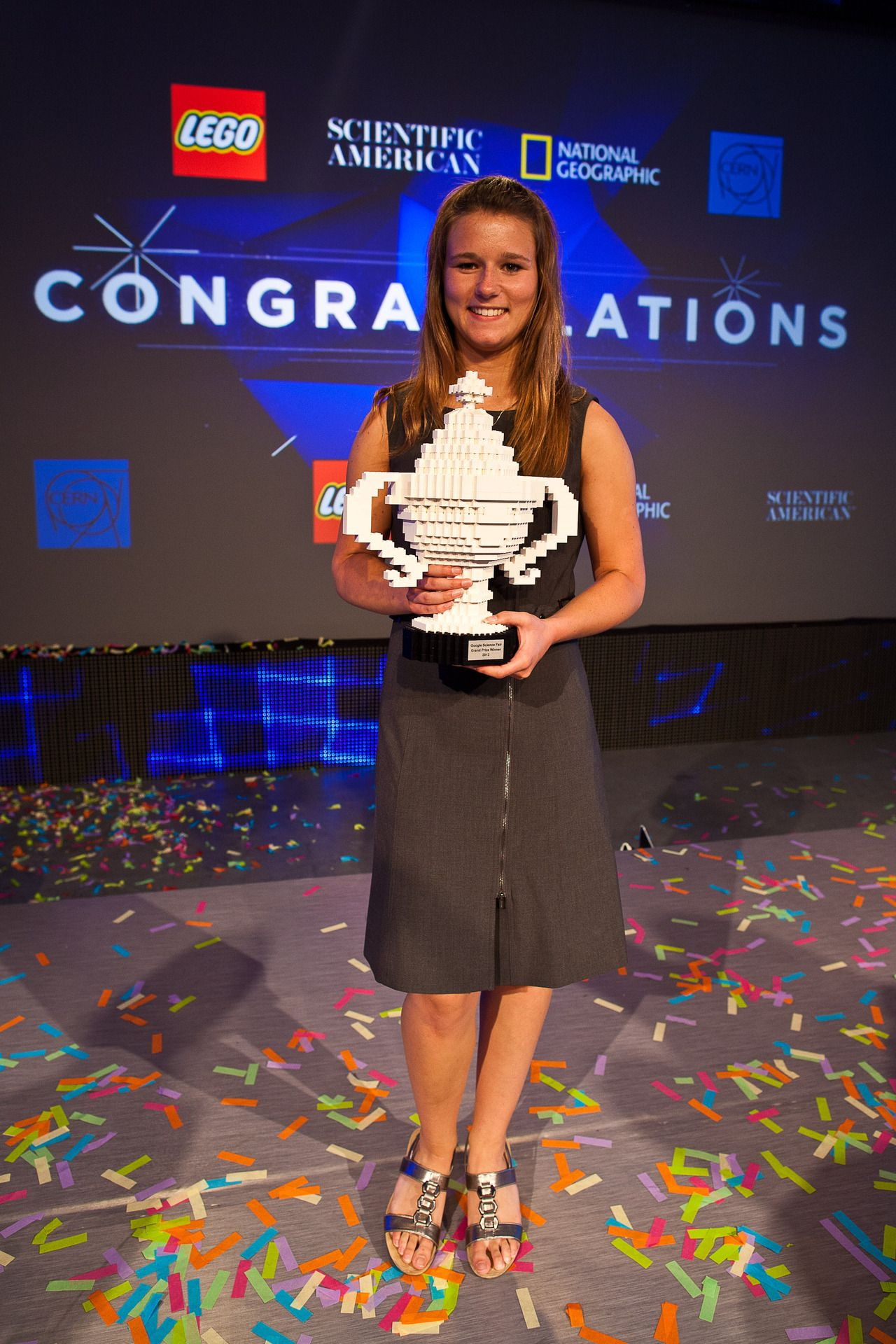meet brittany wenger, google science fair 2012 winner and all-around