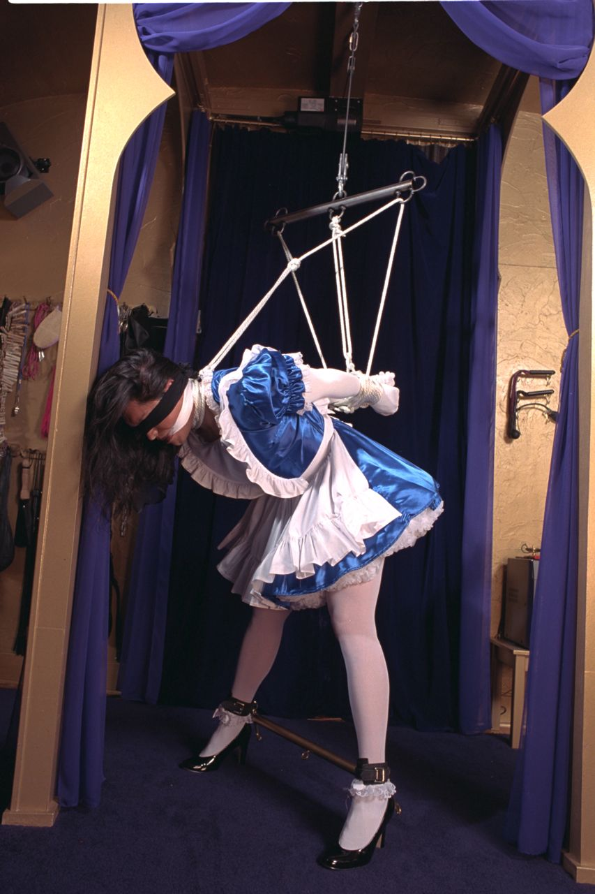 Bondage escape and step sissy | Sex foto)