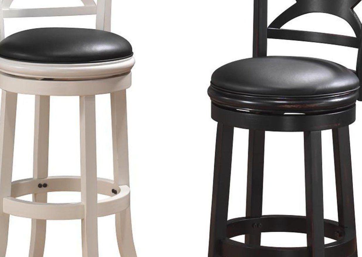 Swivel Bar Stools No Back Mit Bildern Barstuhle Moderne Barhocker Hocker