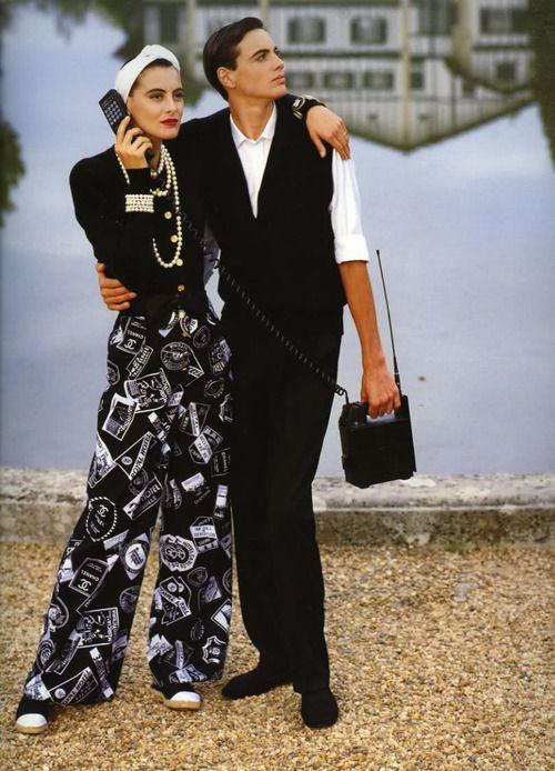 Ines de la Fressange 1985