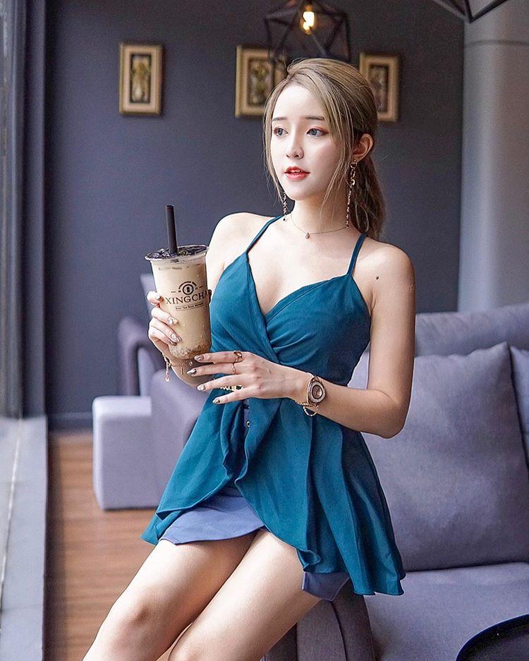 Cute Asian Girls: Korean Models : Ju Da Ha with Beautiful