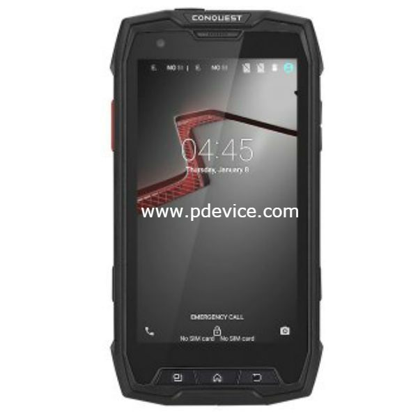 big sale 381bf 81159 Conquest S9 Smartphone Full Specification | Smartphone | All mobile ...