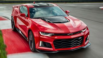 How Much Of A Beast Is Chevy S New Camaro Zl1 Compared To The Old One