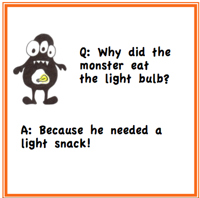 Print Out Some Halloween Giggles