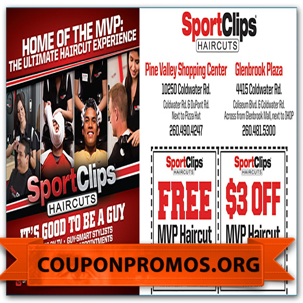 Sport Clips Printable Coupons