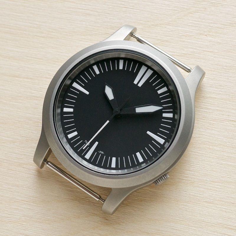 Custom Pilot Watch Seiko Snk809 Sinn 556 I Homage Watches