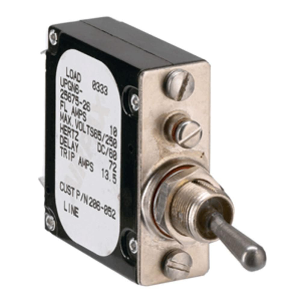 Paneltronics Breaker 15 Amps A Frame Magnetic Waterproof Panel Seal