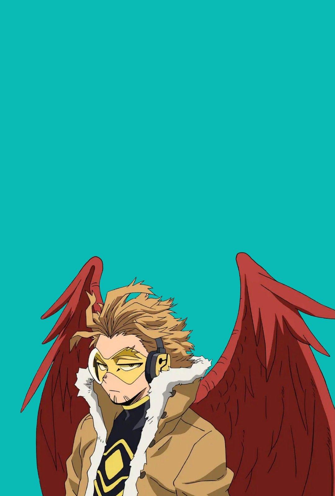 Hawks Bnha Wallpaper Hawk Pictures Anime Wallpaper Iphone Anime Wallpaper