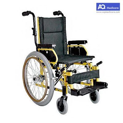 Aq Medicare Pediatric Wheelchair Whc5520 With Images