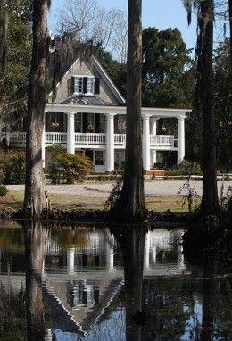 Magnolia Plantation And Gardens South Carolina