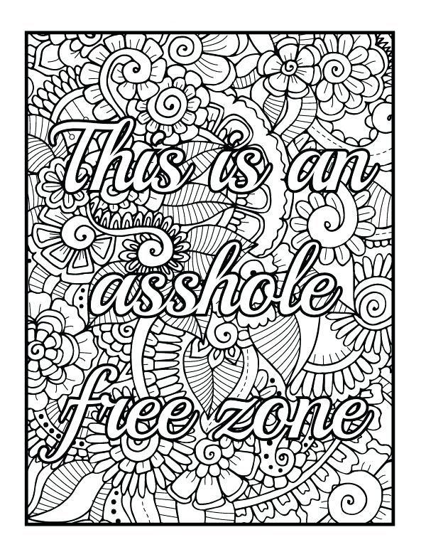 Asshole Free Zone