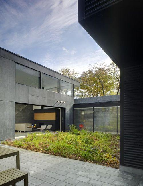 The Lujan House / Robert M. Gurney. Delaware UsaBlack HouseModern ... Pictures