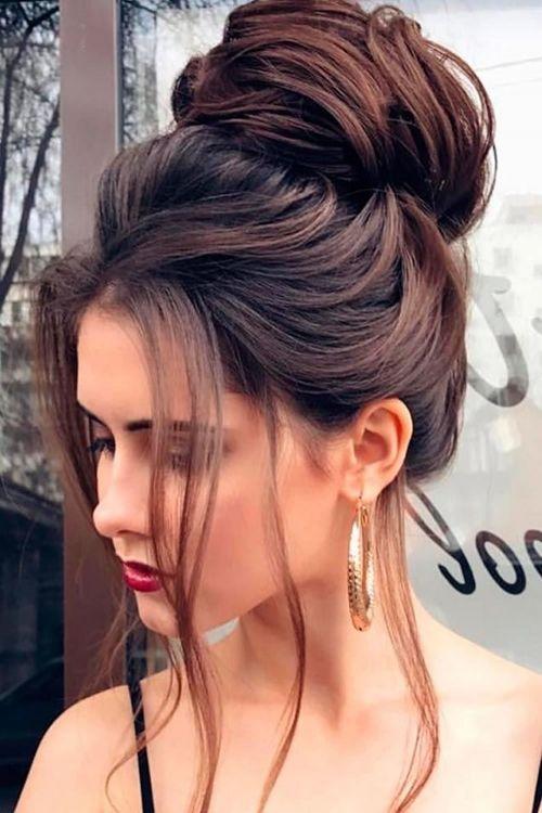 9 Frisuren Mittellang Party Schone Haare Haar Ideen Elegante