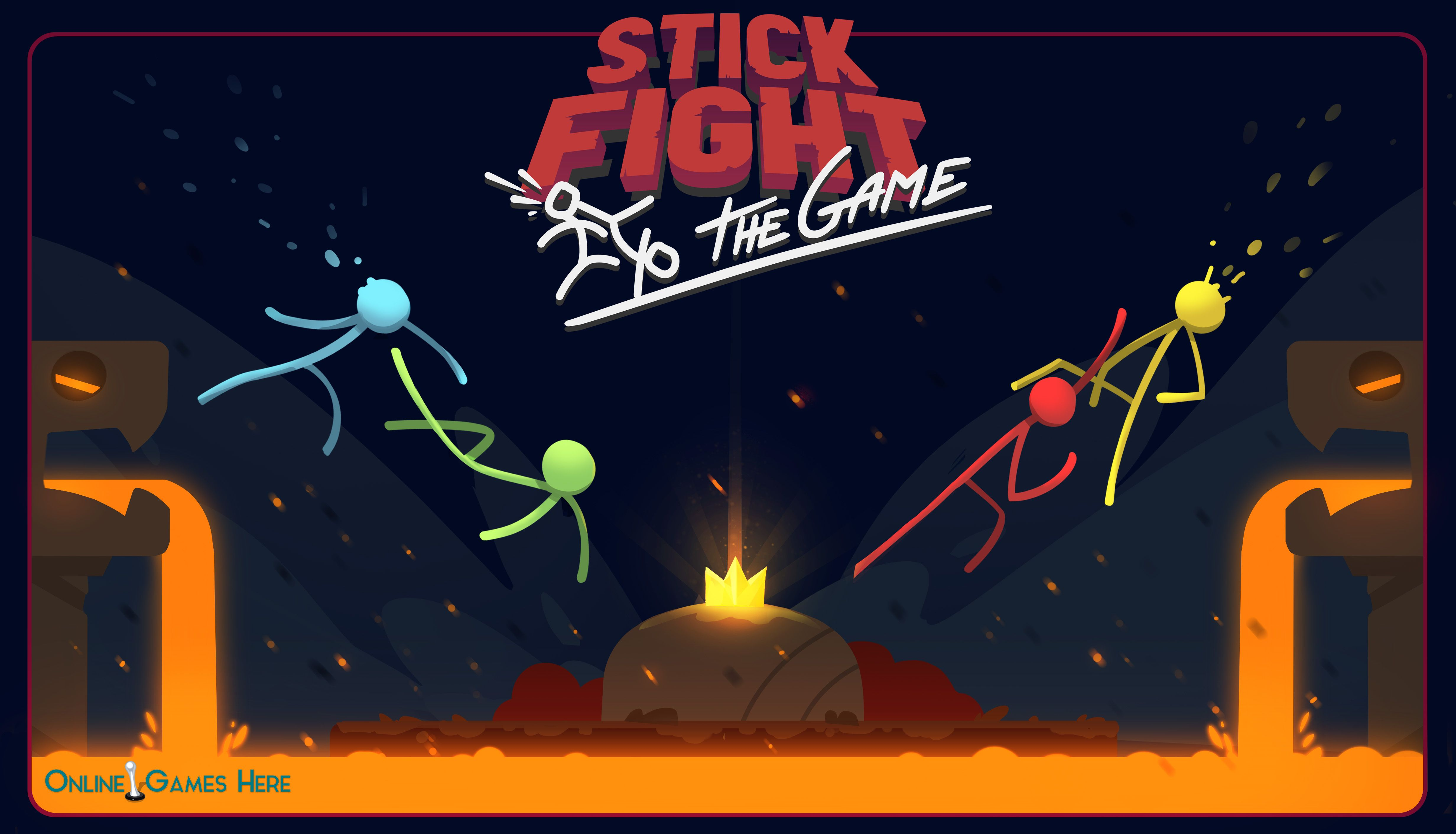 Play Stickman Fight game online for free