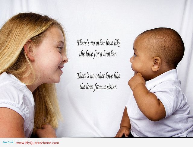 Brother To Sister Quotes Lovely Quotes Sister Quotes Brother