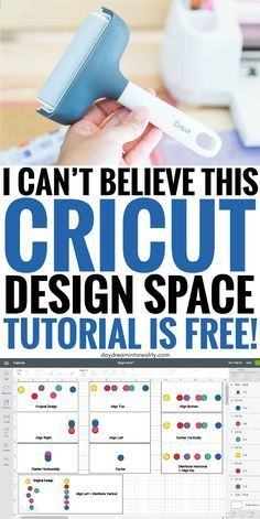 Full Cricut Design Space Tutorial For Beginners – 2020