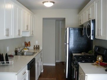 Multi-Family Housing - transitional - kitchen - seattle ...