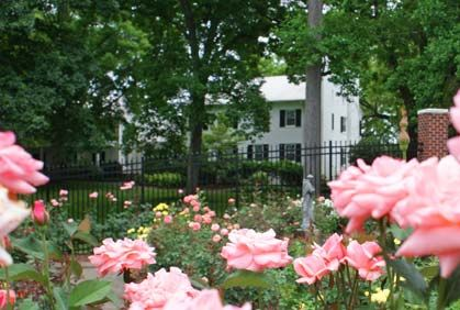 The Manor House Bed And Breakfast Tanglewood Park Clemmons Nc