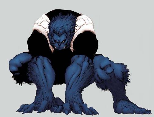 The Beast X Men Comic Google Search Beast Marvel Beast Xmen Comic Book Artwork