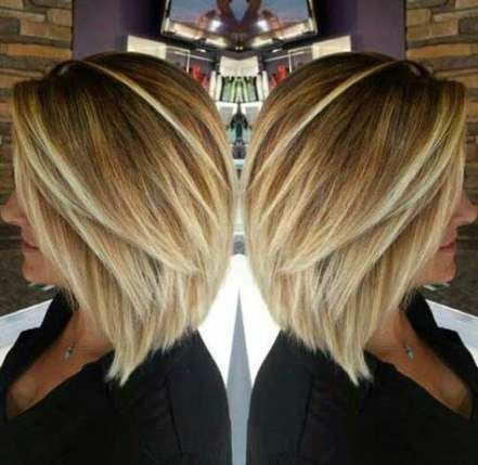 hairstyles for medium length hair with layers thin over 40