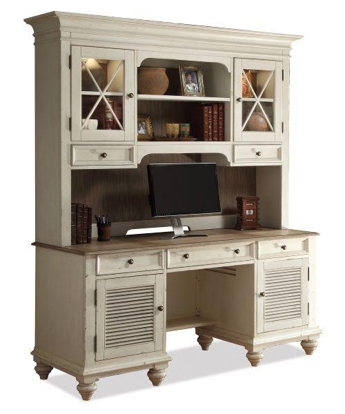 Riverside Coventry Two Tone Shutter Door Credenza Www Hayneedle Com Credenza Desks Desk Prices Riverside Furniture