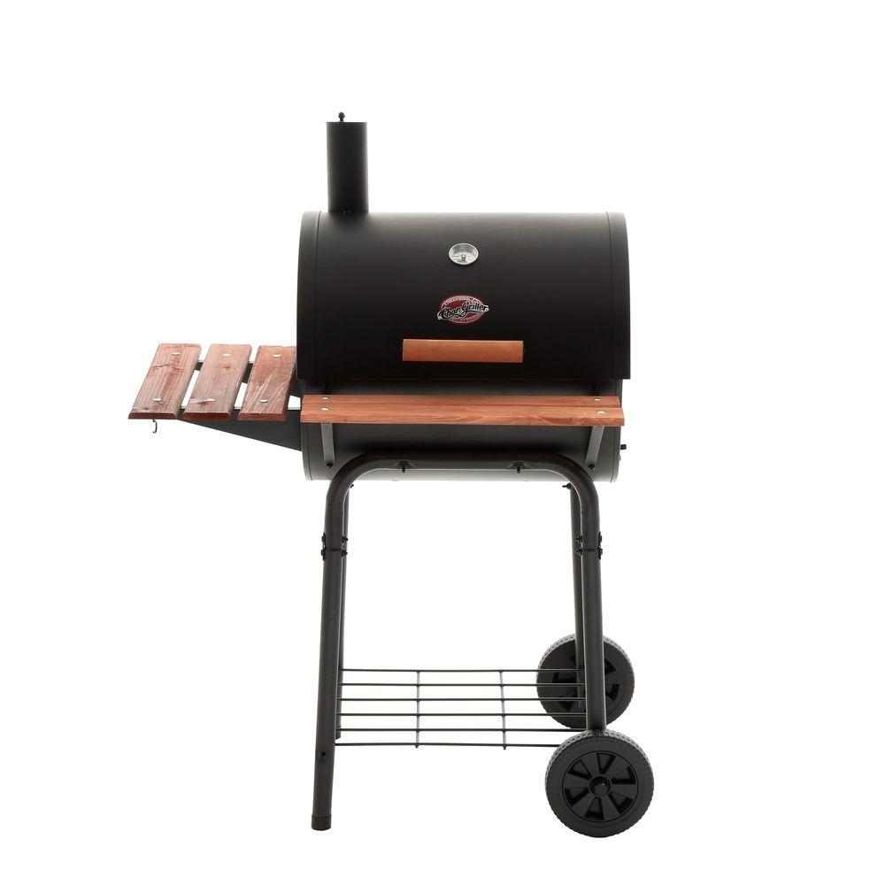 16b2fc64b5b Char-Griller Wrangler Charcoal Grill