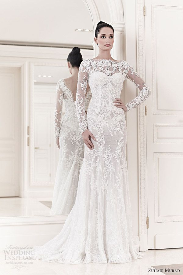 Zuhair Murad Wedding Dresses Spring 2014