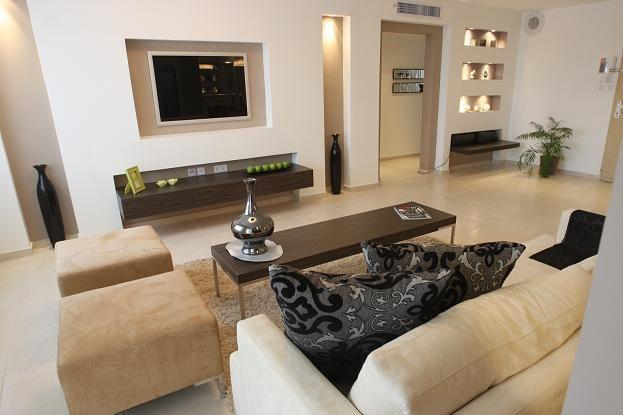 Decoraci n minimalista y contempor nea hermosas salas for Sala casa minimalista