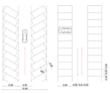 m glichkeiten f r die aufteilung einer tiefgarage. Black Bedroom Furniture Sets. Home Design Ideas