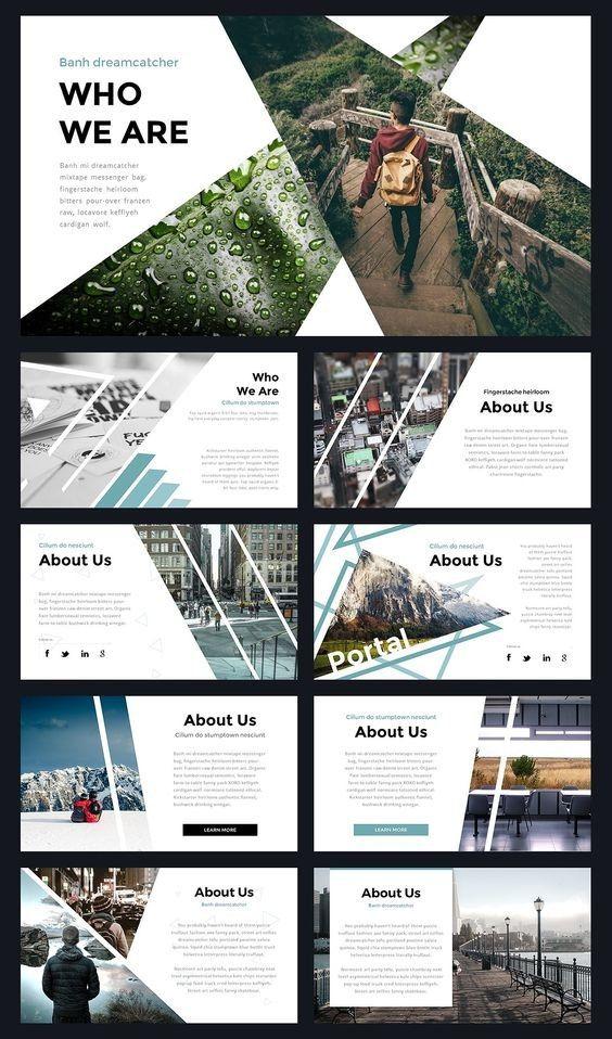 Диалоги ポートフォリオ design layout design templates