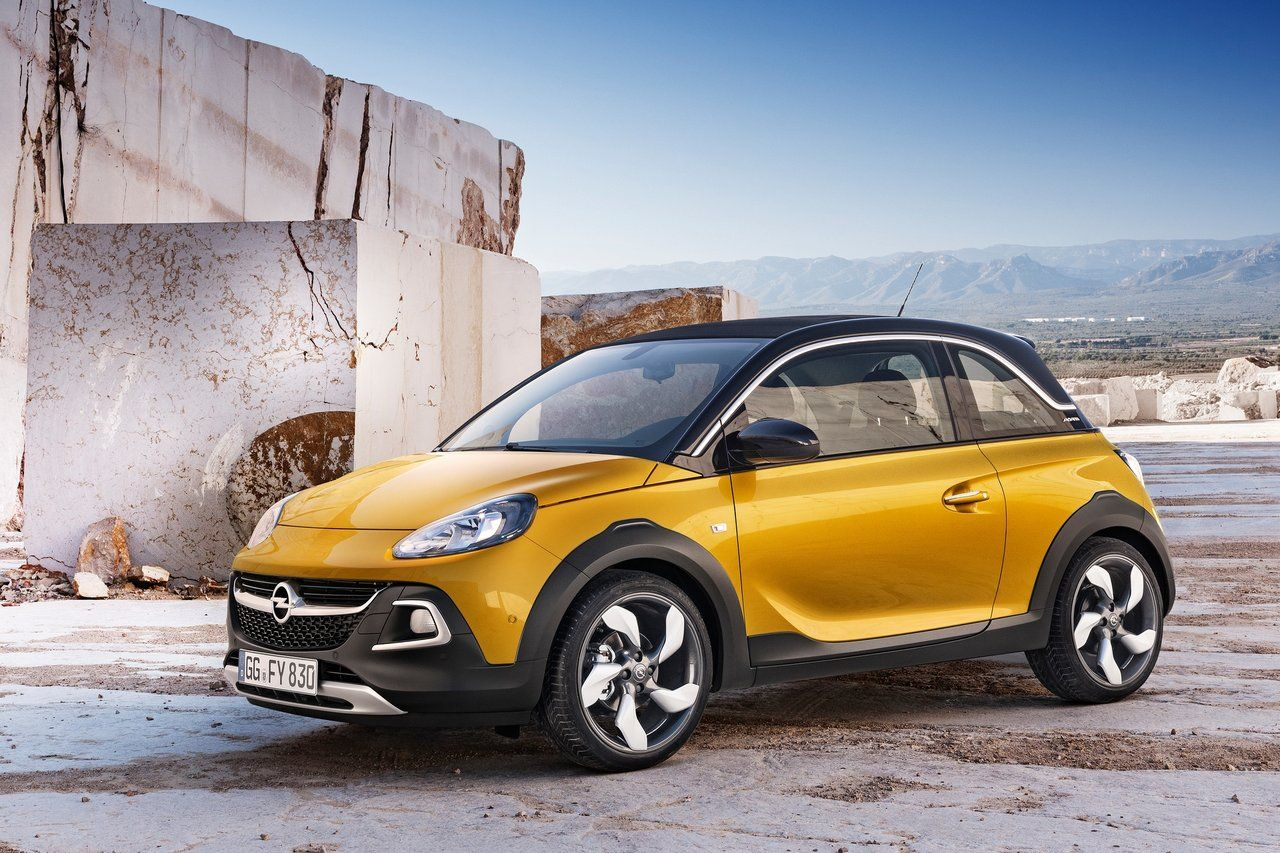 http://autosaddict.com/wp-content/uploads/2014/03/2015-Opel-Adam-Rocks-Pictures.jpg  2015 Opel Adam Rocks - http://autosaddict.com/2015-opel-adam-rocks.html #Opel